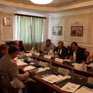 Совместное заседание Координационного совета и Оргкомитета 15-ой ежегодной юбилейной Конференции МАС ГНБ