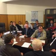 Заседание отраслевой экспертной группы по разработке СП: «Связь и телекоммуникации»